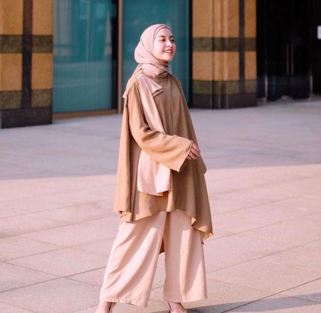 5 pesona ratisha anadya hijabers kekinian dengan