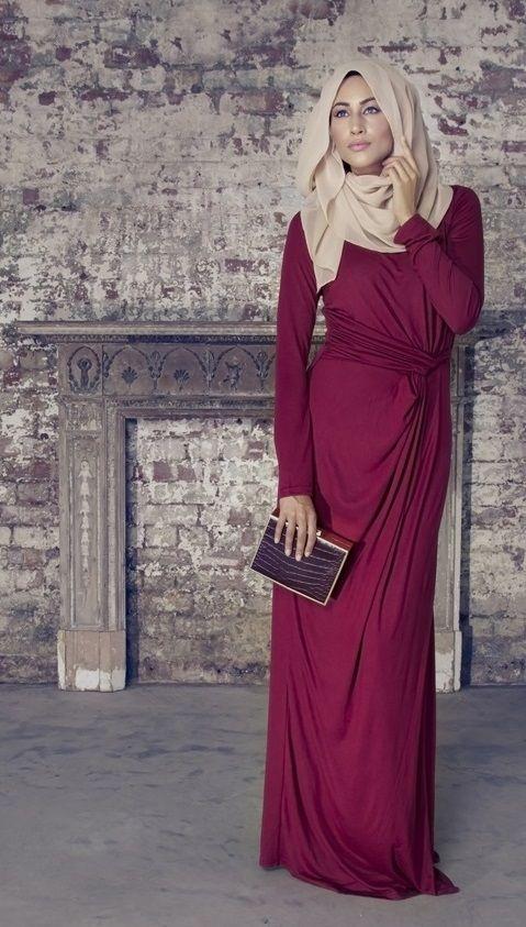 8 model baju muslim untuk pesta pernikahan tercantik