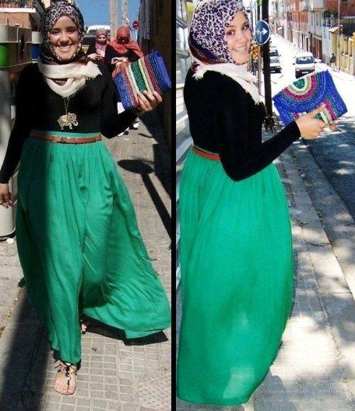 fashion anak medan tips memilih baju muslim untuk wanita 1
