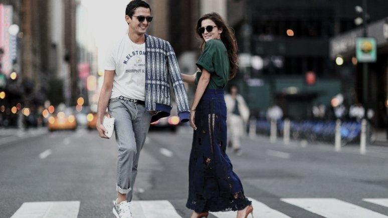 fashion style pakaian pria untuk kencan pertama faderid