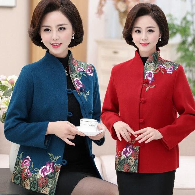 festival tradisional cina pakaian untuk wanita musim
