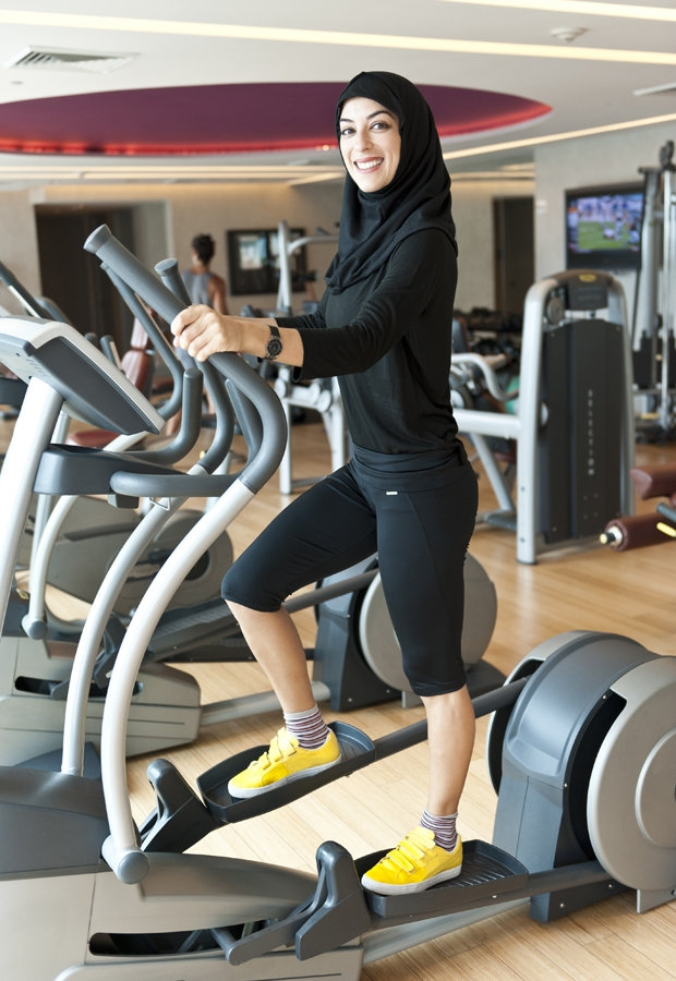 first ever gym for muslim women to open in south wales