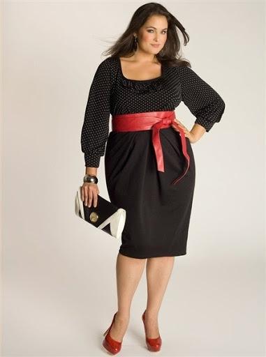 gambar pakaian untuk wanita gemuk black hairstyle and
