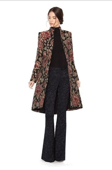 hasil gambar untuk model blazer batik wanita rompi