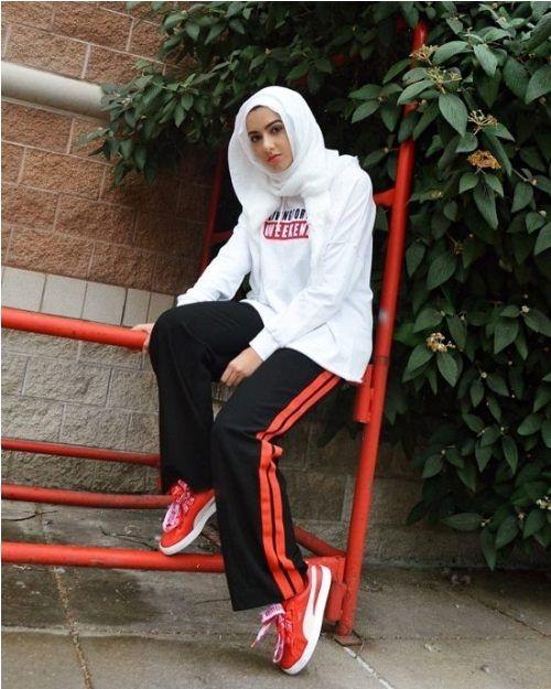 hijab outfits for the gym hijab fashion hijab outfit