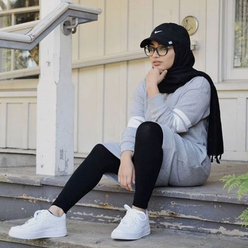 hijab outfits for the gym just trendy girls 2