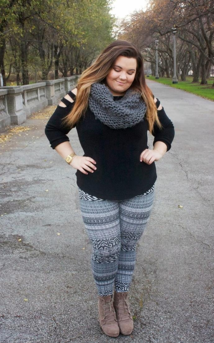 how to wear plus size leggings plus size and proud