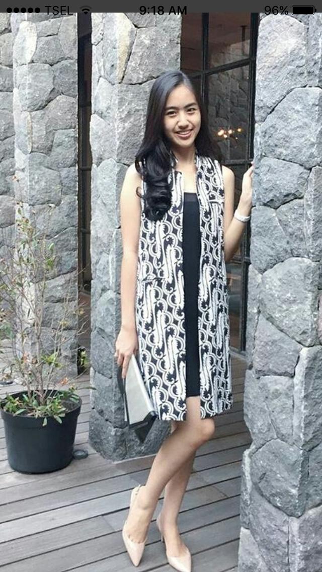 indonesia dengan gambar model baju wanita pakaian