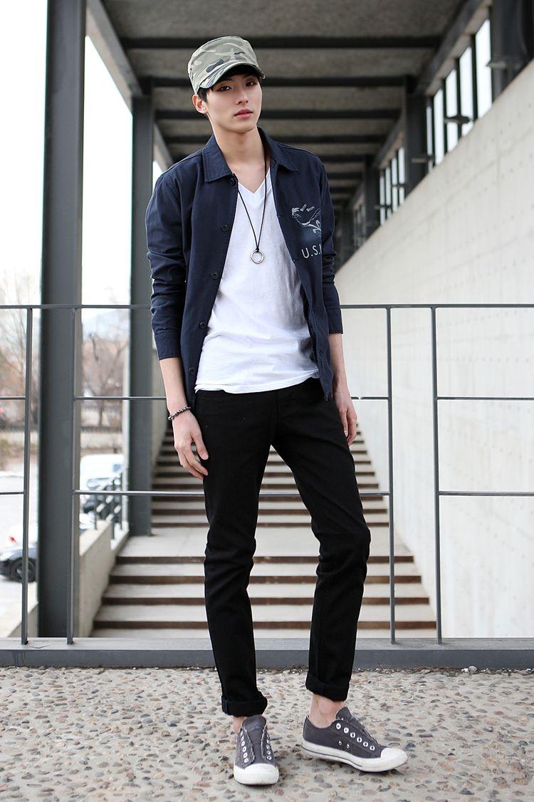 itsmestyle pakaian kasual pria model baju pria gaya pria