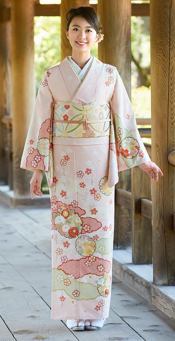japan musashi kimono visiting dress japan style kimono jl