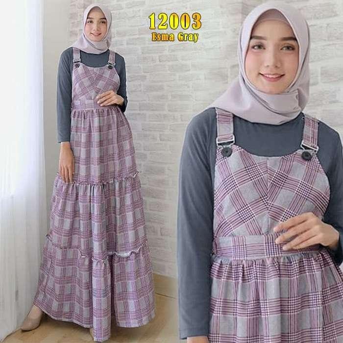 model baju gamis kodok terbaru hijab muslimah 1