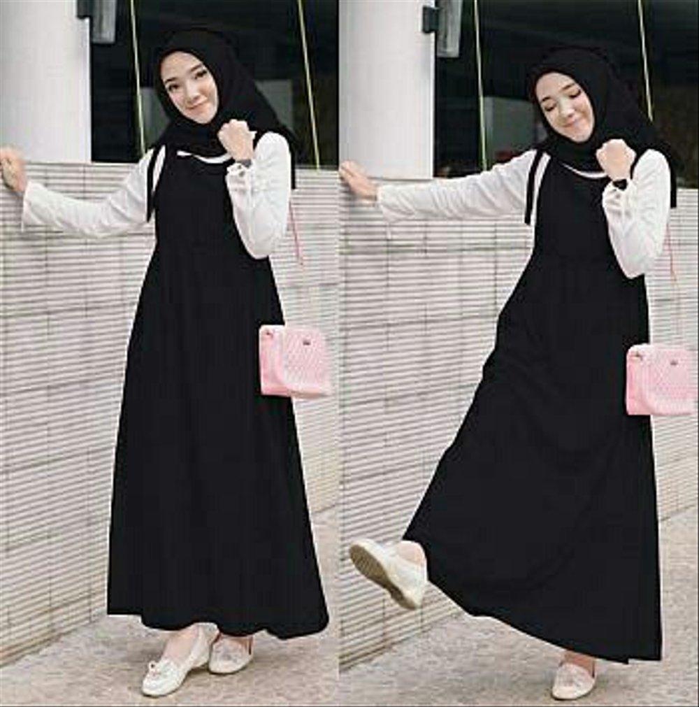 model baju gamis kodok terbaru hijab muslimah