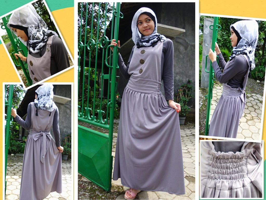 model baju muslim kodok hijab muslimah