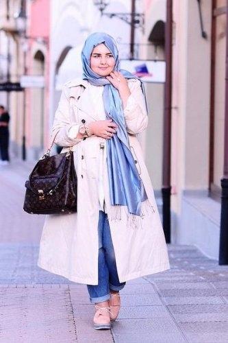 ootd hijab wanita gemuk hijab muslimah