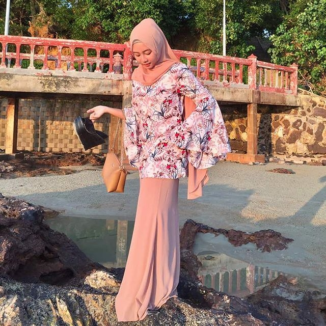 our windy city baju kurung moden is lightweight comfy and