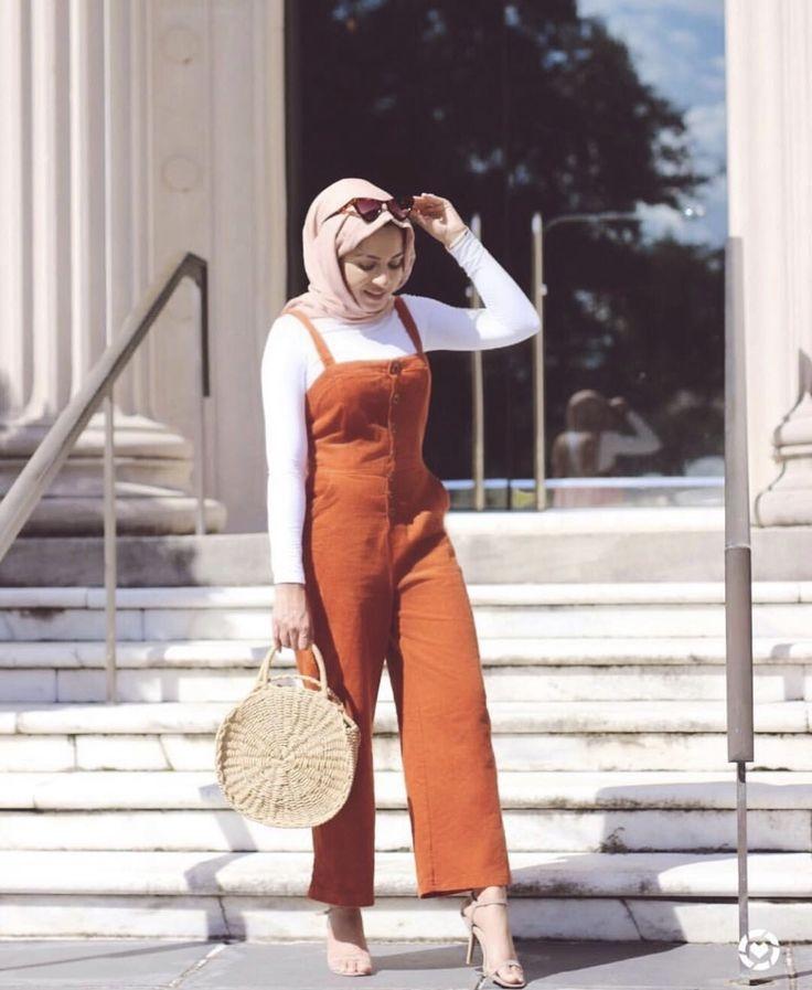 pin annisa pane on hijabs idea fashion hijab outfit