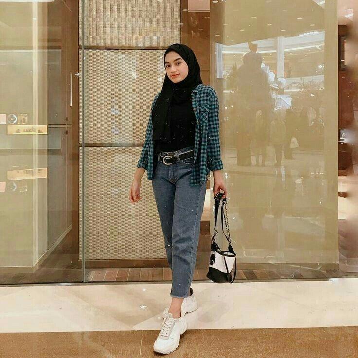 style hijab wanita bertubuh pendek hijab lifestyle