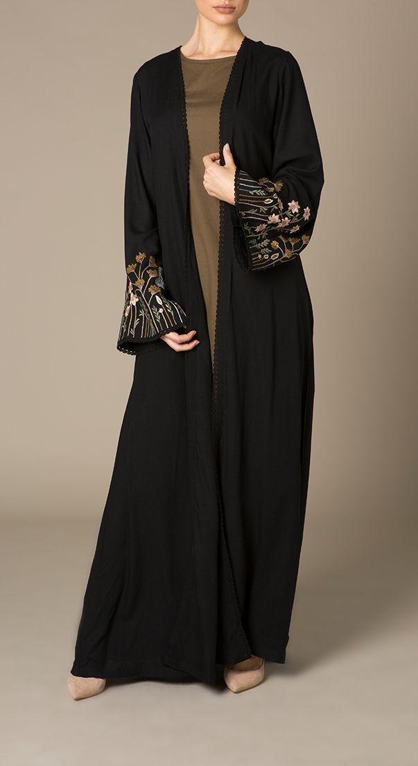 tapestria garden kimono model pakaian hijab gaya model