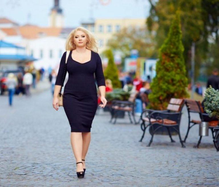 tips berpakaian untuk wanita dengan plus size fashion