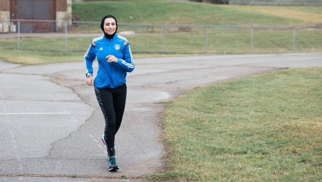 tips jitu untuk para pelari berhijab bugaraga