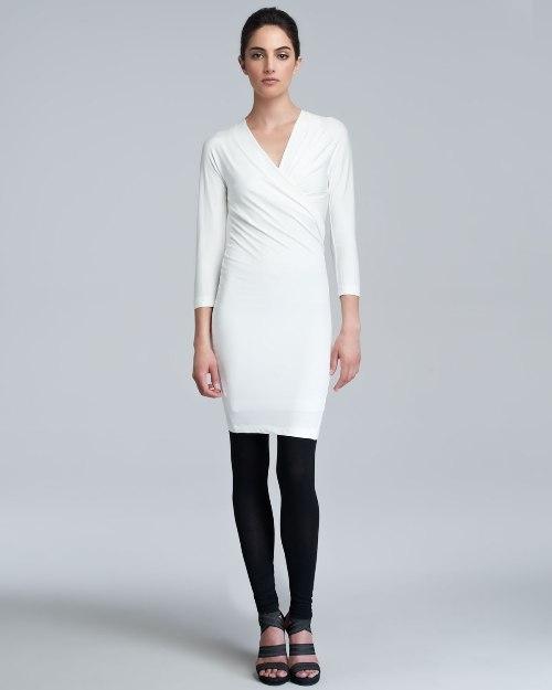 tunic dress to wear with leggings di candia fashion