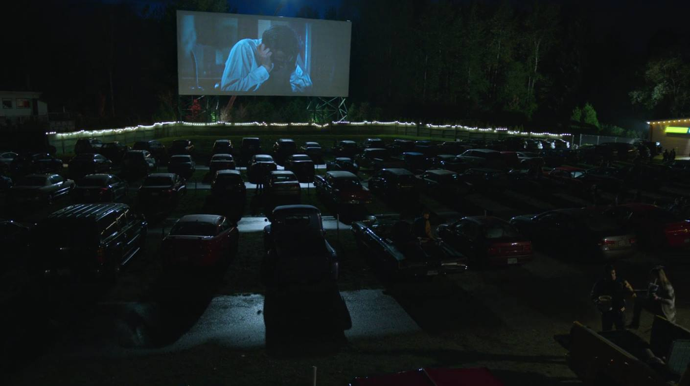 twilight drive in experience langley