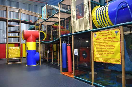 Pirate kids indoor playground experience langley