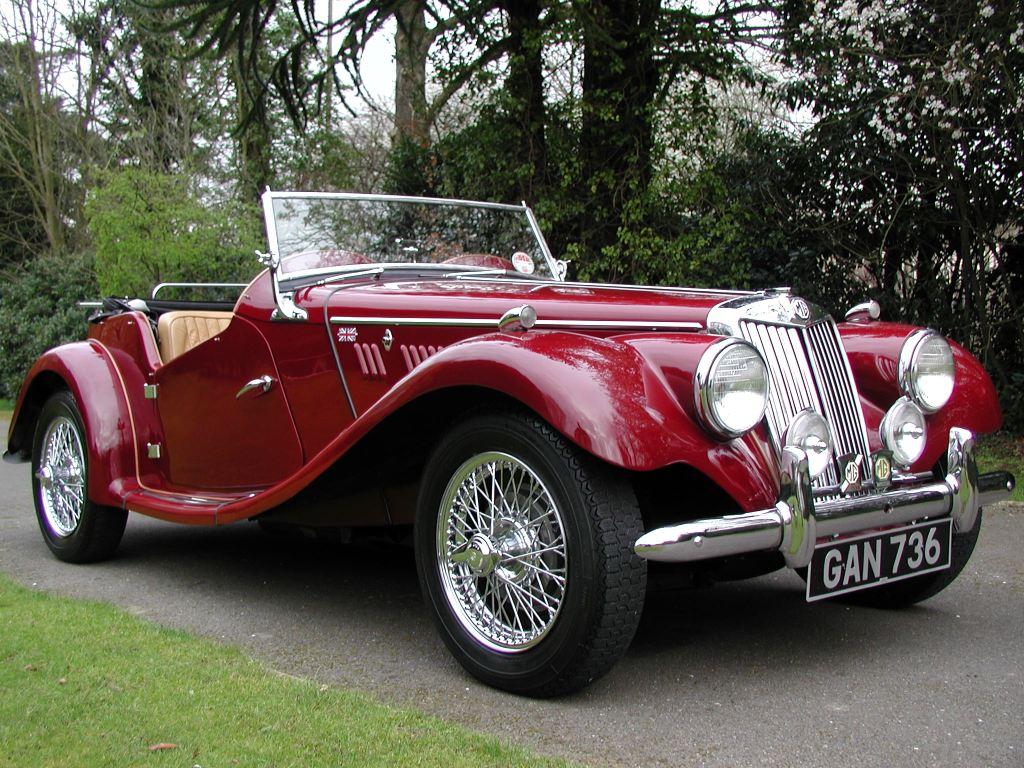 old english car club