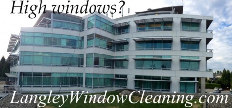 Commercial Glass Washing
