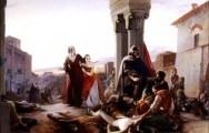 1315 – Riccardino muore trafitto in difesa di Pavia