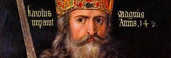 814 – morte di Carlomagno