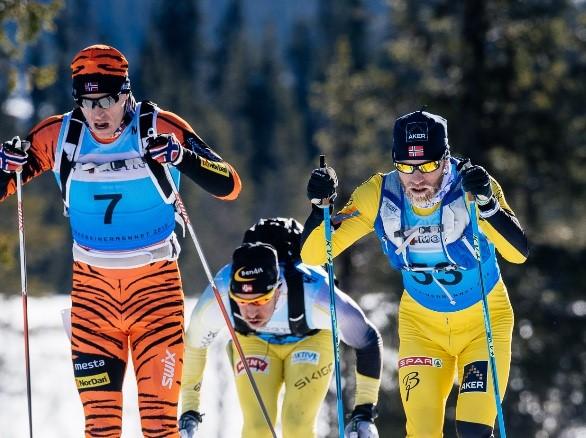Birkebeinerrennet langrend fra Rena til Lillehammer. Ligesom i 2015 kommer Martin Johnsryd Sundby igen i 2017 til dyste mod Petter Eliassen.