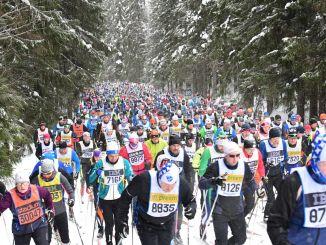 Öppet Spår indfører startled til løbet i 2019.