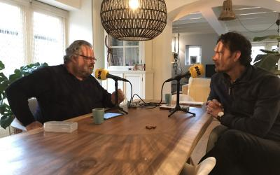 Interview Ralph van Dam op BNR