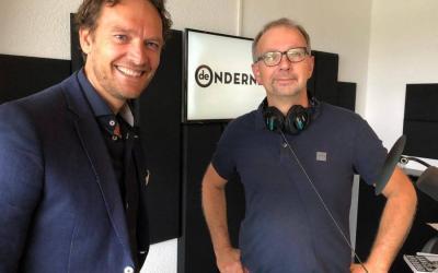 In gesprek over MKB Doorgaan op New Business Radio
