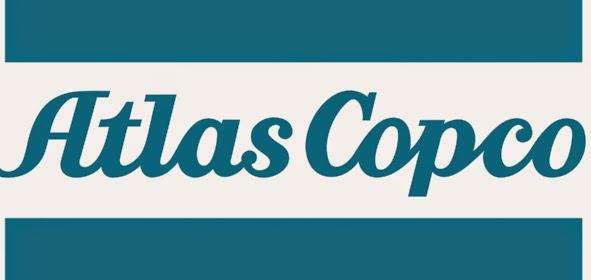 Atlas copco minskade vinsten nagot