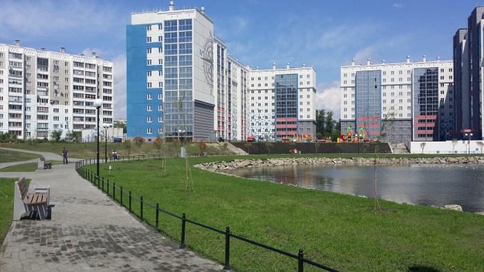 Новое жилье в Ленинском районе