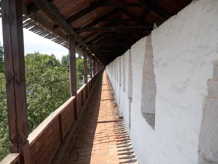 Оборонительные сооружения Спасо-преображенского мужского монастыря