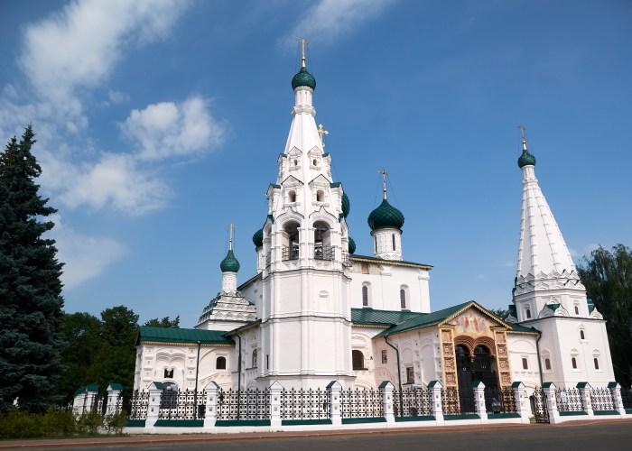 Церковь Ильи-Пророка