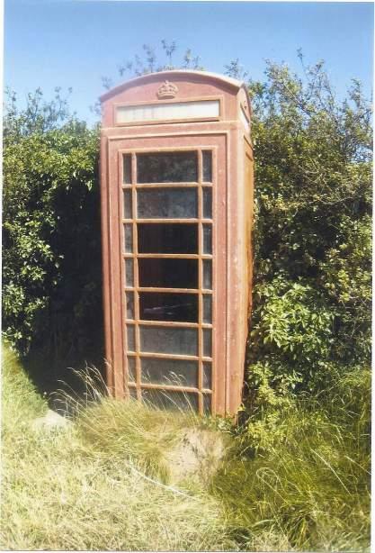 Acton phonebox