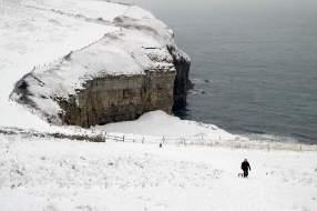 Winter sledging