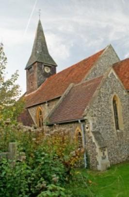 Whitchurch on Thames Church