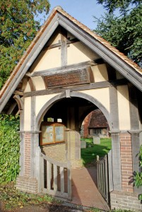 Whitchurch Hill Lychgate