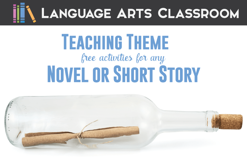 Teaching the Literary Term Theme