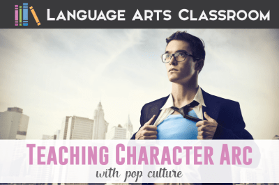 Teaching Character Arc