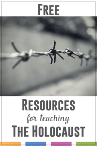 Free resources for teaching about the Holocaust or novels such as Night.