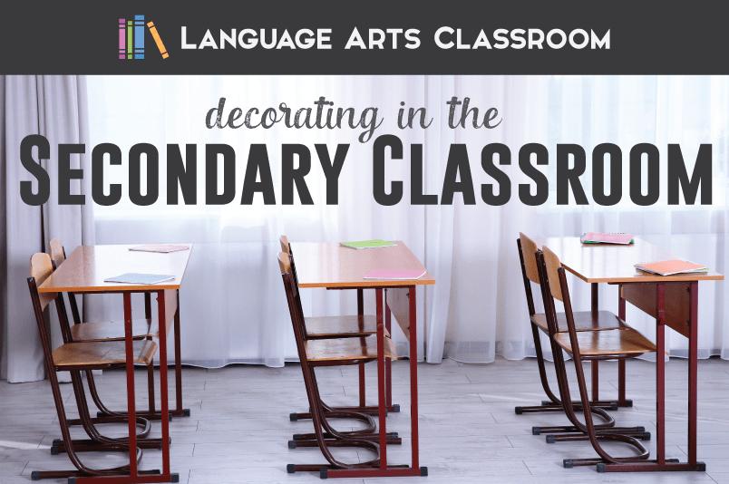 English Language Arts Classroom Decorations ~ Secondary classroom decorating ideas language arts