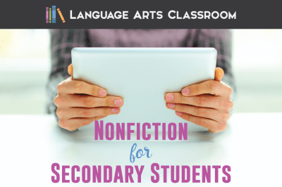 Student Nonfiction Articles and Responses