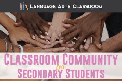 Classroom Community in High School