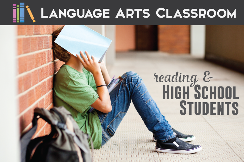 Reading with High School Students